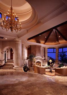 Make a luxurious entrance For more inspirations: http://homedecorideas.eu/ #interiordesign #luxury #decoration