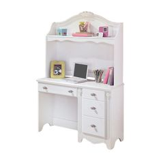 Found it at Wayfair - Lydia Kids Desk with Keyboard Tray