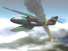 Me P 1109 ScissorsWing (Oblique Wing) Nazi Xplane