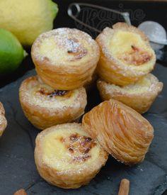 Karine Cuisine: Les pastéis de nata