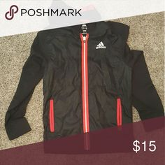 Mens zip up jacket Medium men's jacket Adidas Jackets & Coats