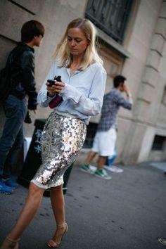 Scopri i dettagli che fanno la differenza del miglior Street Style, persone uniche con un sacco di stile