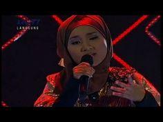 FATIN SHIDQIA -  IT WILL RAIN (Bruno Mars) - GALA SHOW 6 - X Factor Indonesia 29 Maret 2013