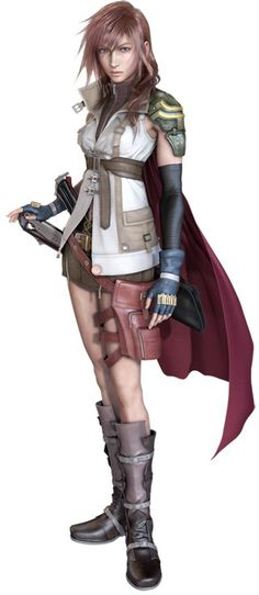 Lightning, Final Fantasy XIII
