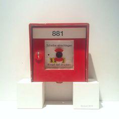 881 auf Knopfdruck #richartart