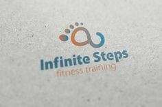 Fitness Training Logo  by fastudiomedia on @CreativeMarket