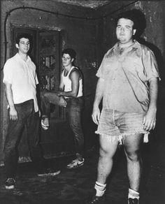 The Minutemen, ca 1982 via