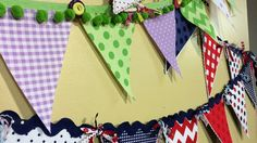 Studio 5 - Finish Line: Quick-Sew Holiday Banners