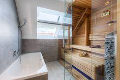 Finde modernes Spa Designs: Dachgeschosswohnung Wien 2. Bezirk. Entdecke die schönsten Bilder zur Inspiration für die Gestaltung deines Traumhauses.