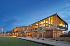 Keast Park Community Pavilion, Jackson Clements Burrows, lawn sports, community pavilion, australia, rainwater harvesting, sustainble timber