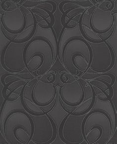 Jazz: Black wallpaper from www.grahambrown.com    Would you use this in you masterbath?