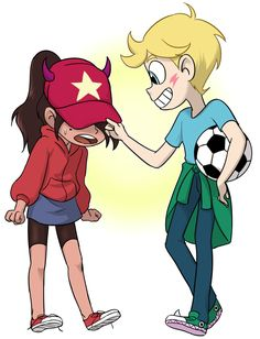 Genderbent starco would be so much better than the regular star vs the forces of evil Cartoon Drawings, Cartoon Art, Cute Drawings, Desenhos Cartoon Network, Power Of Evil, Starco Comic, Desenhos Gravity Falls, Star Force, Evil Art