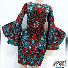 50 Pictures of The Latest Ankara Gown Styles 2017 African Print Dress Designs, African Print Dresses, African Print Fashion, Ankara Designs, Latest Ankara Gown, Ankara Gown Styles, Ankara Gowns, Latest African Fashion Dresses, African Dresses For Women