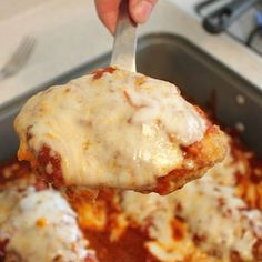 Chicken Parmesan and more really yummy recipes!