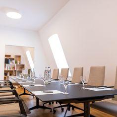 Raum New York – Business Club Stuttgart