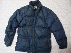 Grusha's Coat Vintage Men's Sierra Designs 70's Goose Down by GentlyUsedGoods