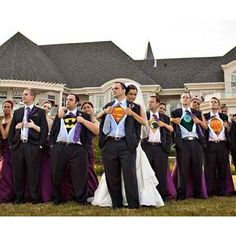 Yes! Hilarious Wedding Photography ? Unique Wedding Photography