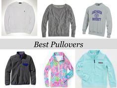Best Pullovers - Summer Wind