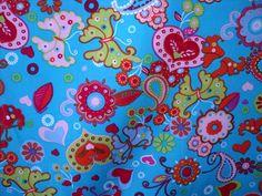 Katoen 2 Olly turquoise