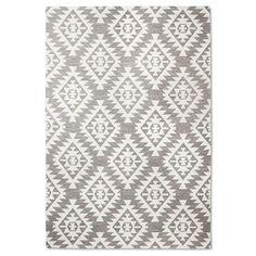 Playroom - Area Rug Sahara Gray 7'X10' - Threshold™ : Target - $199