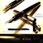 eBay Image 1 Vintage Centropen 4164 European Fountain Pen MINT+case