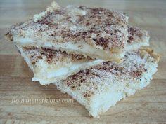 Flour Me With Love: Cream Cheese Blintz Bars