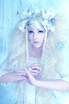 Ice Queen by ~SelanaRiver on deviantART