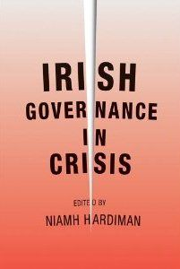 Ireland's rapid shift from economic success story to recession casualty left many to rethink the country's relationship to Europe. However, Irish Governance in Crisis argues that the downturn in the economy exposed failures in governance within the country itself which remain resistant to change.  Read the review http://blogs.lse.ac.uk/lsereviewofbooks/2012/06/08/book-review-irish-governance-in-crisis/