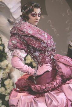 Christian Dior, Haute Couture Fall/Winter 2007