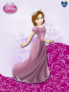 Дисней Принцессы в красивых платьях - YouLoveIt.ru