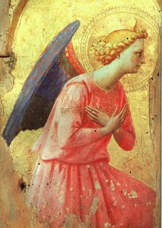 Fra Angelico, Adoration of an Angel.