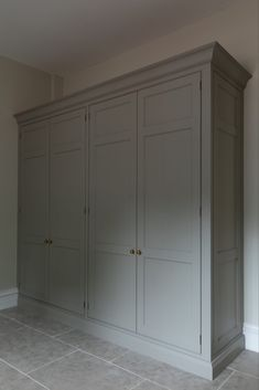 Georgian Interiors, Georgian Homes, Wardrobe Doors, Built In Wardrobe, Pantry Cupboard, Fitted Wardrobes, Open Plan Kitchen, Cabinet Design, Home Projects