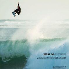 As seen in surfing life Japan! #Westoz #megaramps #northpoint  @badboyryry_