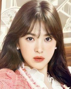 Song Hye Kyo Hair, Song Joong Ki, Cha Eun Woo Astro, Korean Makeup, Korean Actresses, Asian Style, Princess Diana, Beauty Women, Asian Beauty