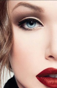 #classic #vintage #retro #pinup #makeup