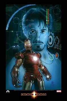 Iron Man by ~MATTBUSCH