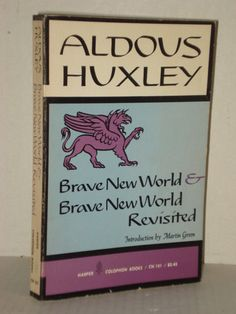 literary essays on brave new world