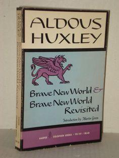 literary essays on brave new world