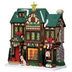 Lemax - Tudor Style House