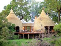 Cultured Travel --- Tipis at Hoyohoyo Luxury Lodge in Kruger Park, South Africa | #tipi #glamping @GLAMPTROTTER