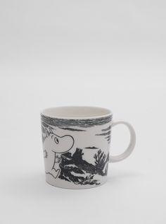 Moomin Mug Adventure...Moomin is a hippo! hooray!