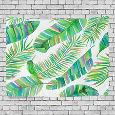 WellLee Wall Tapestry,Tropical Palm Leaves,Dorm Throw Bed... https://www.amazon.com/dp/B01M74UH4M/ref=cm_sw_r_pi_dp_x_tuAizbS4ASW3C