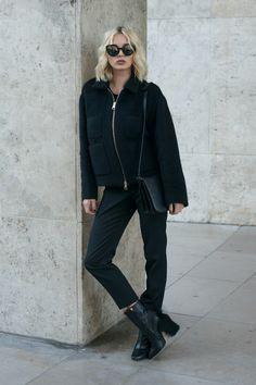 Paris Fashion Week Street Style pictures | Harper's Bazaar