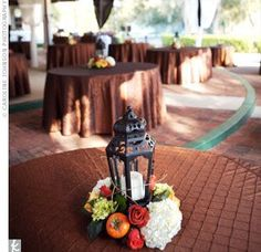 Red Wedding Centerpieces :  wedding accessories centerpeices decor red Lantern%2Bcenterpiece