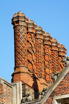 Tudor Chimneys