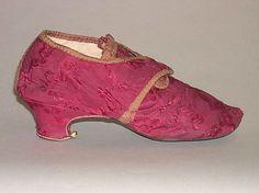 Shoes (1770-89)