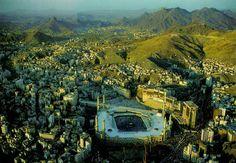 Muslim Fervour at Mecca in Saudi Arabia