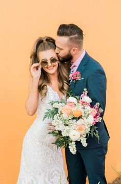 Silvana Braggio Photography captured the desert-inspired florals and elements found at every turn that paired perfectly with the fiesta style.