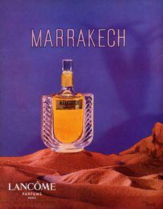 Lancôme (Perfumes) 1952 Marrakech