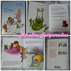 Bei der gesetzlichen Krankenkasse BKK Mobil Oil könnt ihr euch gratis Kinderbücher bestellen.